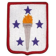 GENUINE US ARMY PATCH: SUSTAINMENT CENTER OF EXCELLENCE - COLOR - PAIR - $18.79