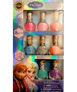 Disney Frozen Nail Polish Set Of 8  - $14.99
