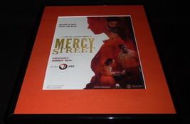 Mercy Street 2016 PBS Framed 11x14 ORIGINAL Advertisement Tara Summers - $32.36