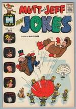 Mutt and Jeff New Jokes 2 Jan 1964 VF (8.0) - $22.57