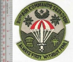 US Air Force Vietnam 311th Air Commando Squadron Airborne 1965 to 1968 Patch - $10.99