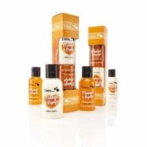 2 pack I Love...Mango & Papaya Tiny Box Of Love( Bubble Bath x 60ml(2) B... - $16.99