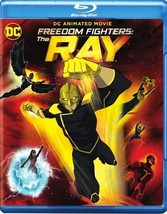 Dc Freedom Fighters-The Ray (Blu-Ray/DVD/Digital Combo)