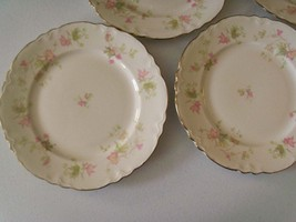 Homer Laughlin Maple Leaf Set Of Five Dinner Plates - $49.99