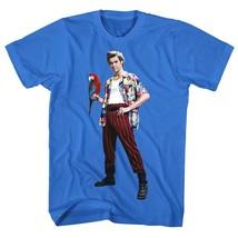 Ace Ventura Pet Detective Parrot Movie Poster Mens T Shirt Jim Carrey Co... - $20.50+