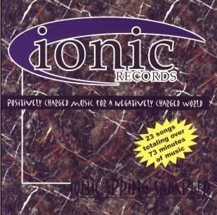 Ionic Records Spring Sampler [Audio CD]