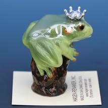 Birthstone Tree Frog Prince December Zircon Miniatures by Hagen-Renaker image 2