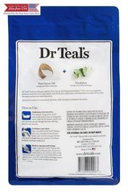 Dr. Teal's Pure Epsom Salt Soaking Solution, Relax Relief With Eucalyptu... - $5.97