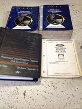 1999 ford explorer mercury mountain service repair workshop manual set with - $249.24