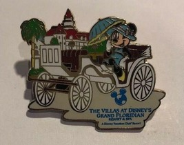 Disney DVC the Villas at the Grand Floridian Victorian Minnie Mouse Carr... - $16.01