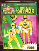 1994 Mighty Morphin Power Rangers ~ TRINI ~ Karate Action Figure Bandai ... - $25.00