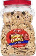 Stauffer's Original Animal Crackers 24 oz. Bear Jug (2 Containers) - $19.79