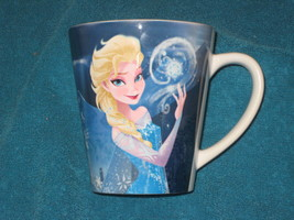 Disney Parks Frozen Elsa Coffee or Hot Chocolate Cup.. Brand New. 4 inches tall. - $17.59