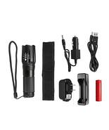Shadowhawk X800 L2 8000Lumens Military Tactical LED Flashlight Set with ... - $25.90