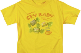 Dubble Bubble Cry baby T-shirt retro 1980's candy gum graphic tee DBL149 image 3