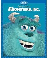 Disney Monsters, Inc.  (Blu-ray) - $11.95