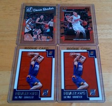 Kevin Booker LOT(4) W/Rookie Cards Mint Condition US Free Shipping - $9.47