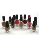 Nail Polish Various Brands & Colors LA Colors, Wet n Wild, etc Lot of 13 - $26.99