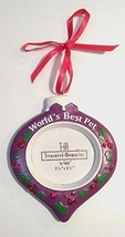 Ganz World's Best Pet Christmas Ornament - $290,86 MXN