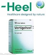 Vertigoheel 50 tab Heel Homeopathic for vertigo, motion sickness, dizzi... - $20.00
