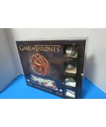 Game Of Thrones 4D Puzzle Of Essos 30+ Detailed Buildings 1350 Pcs New O... - $38.46