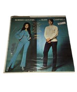 Bobbie Gentry and Glen Campbell Vinyl Record - Capitol Records - $5.99