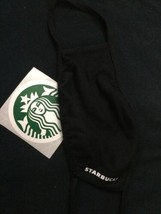 Starbucks Branded Collectable Face Mask SBUX 2021 *Company Issued +Free ... - $16.19