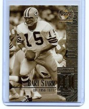 BART STARR - GREEN BAY PACKERS - 1999 UPPER DECK CENTURY LEGENDS - CARD #41 - $2.49