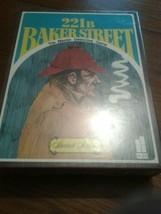 Baker Street Mystery Game Board Game.BRAND NEW SEALED. - $37.39