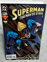 Superman Man Of Steel DC Comics Issue #49 October 1995 Fine - $2.99