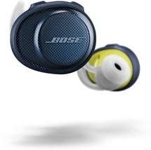Bose SoundSport Free Wireless Headphones Midnight Blue x Yellow Citron F... - $300.55