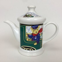 Wade Locomotive Joe Ceramic Teapot Designed  By Judith Wooten 14 fl. oz.... - $24.75