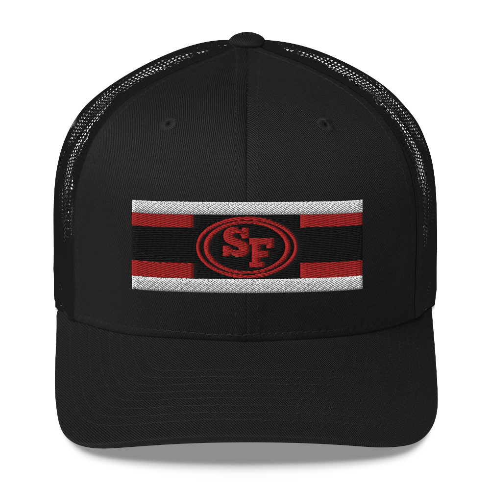 San Francisco / 49ers hat / san Francisco Trucker Cap