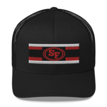 San Francisco / 49ers hat / san Francisco Trucker Cap image 1