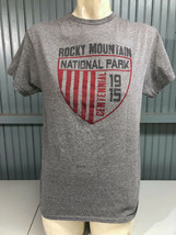 Rocky Mountain National Park Gray Medium T-Shirt - $13.75