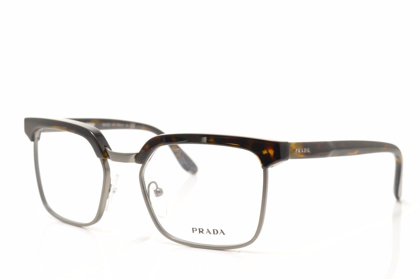 52841b7083fb New PRADA Eyeglasses VPR 15S HAQ-101(Havana) and 50 similar items