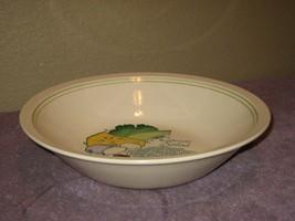 Sunnycraft Sunny's Pride Bowl Sunstone Collection Caesar Salad Bowl Hand... - $18.65