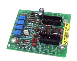 LANTECH 55030403 PC BOARD LOAD CELL AMP ASSEMBLY image 1