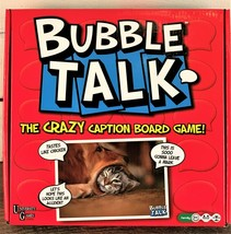 Bubble Talk The Crazy Caption Board Game -Fun Play Family Friendly Game-... - $18.80
