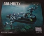 Mega Bloks Call Of Duty Collector Series Seal Sub Recon BuildingToy MISB!