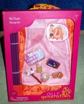 """Our Generation ALL NIGHT CAMPSITE Tent & Camping Set for 18"""" Doll New - $30.57"""