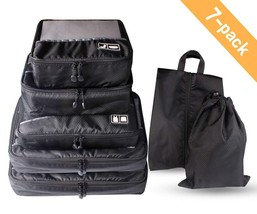 Packing Cubes,Travel Luggage Organizer,Suitcase Organizers Luggage Organ... - $583,90 MXN