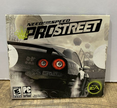 Need for Speed: ProStreet Jewel Case (PC, 2010) - $19.95