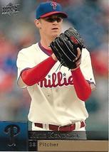 Baseball Card- Kyle Kendrick 2009 Upper Deck #806 - $1.00