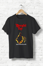 Mercy full Fate Metal Rock Band shirt unisex classic design T-shirt tee ... - $18.98+