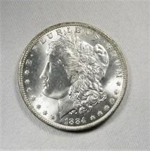 1884-O Silver Morgan Dollar VCH UNC Coin AI376 - $64.76