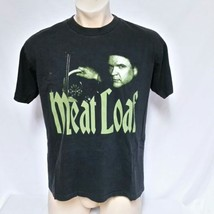 VTG 1995 Meatloaf T Shirt Welcome To The Neighborhood Tee Tour Concert 9... - $59.99