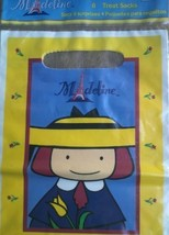 Madeline Party Treat or Loot Sacks 8 in Package By Party Express Hallmark - $8.86