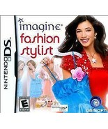 NINTENDO DS NDS GAME IMAGINE FASHION STYLIST BRAND NEW & SEALED - $8.19