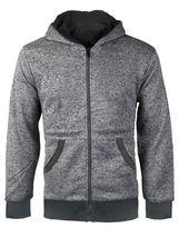 Boys Kids Toddler Athletic Soft Sherpa Lined Fleece Zip Up Hoodie Sweater Jacket image 7
